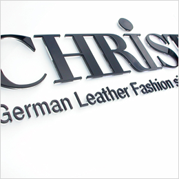 Christ Leather Fashion