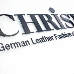 Christ Leather Fashion