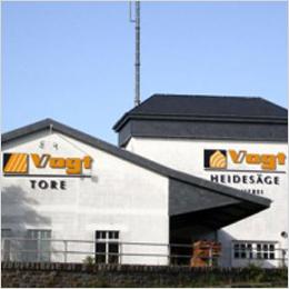 Entgegenkommend: Fassadengestaltung für Vogt