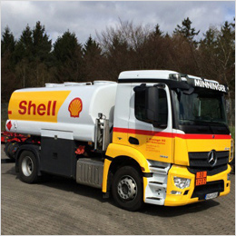 Shell Komplettfolierung