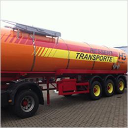 On the Road: Hessert Transporte