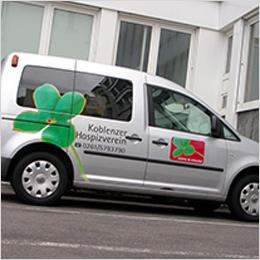 Zum Hinschauen: Koblenzer Hospizverein