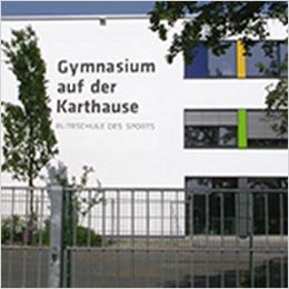 Gute Note: Gymnasium Karthause