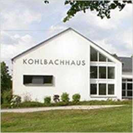 Wörtlich: Kohlbachhaus